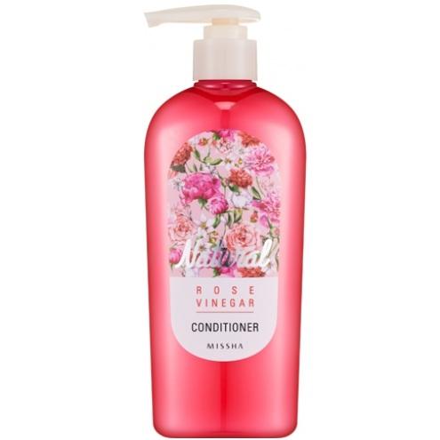 Missha Кондиционер для волос с розой без силиконов 310мл