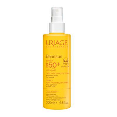 Урьяж (Uriage) Bariesun солнцезащитный спрей SPF50+ 200мл