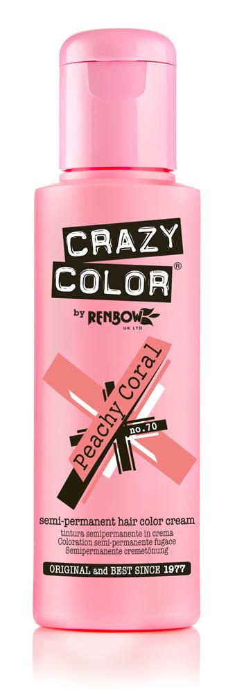 краска для волос crazy color