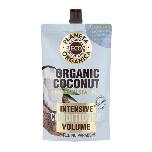 Купить Планета Органика Бальзам для объема волос 200мл, Planeta Organica