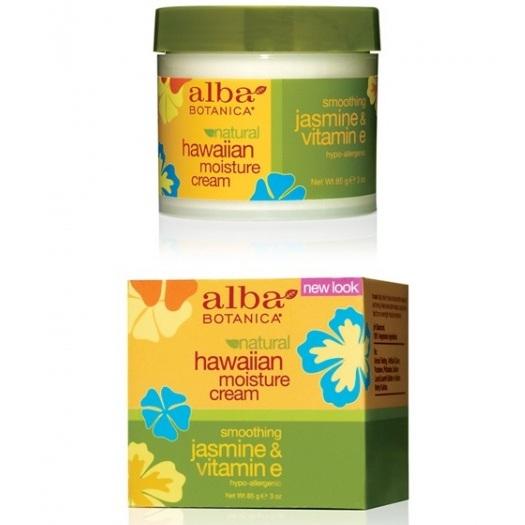 Купить Alba Botanica Гавайский увлажняющий крем Жасмин и Витамин Е Hawaiian Moisture Cream 85г