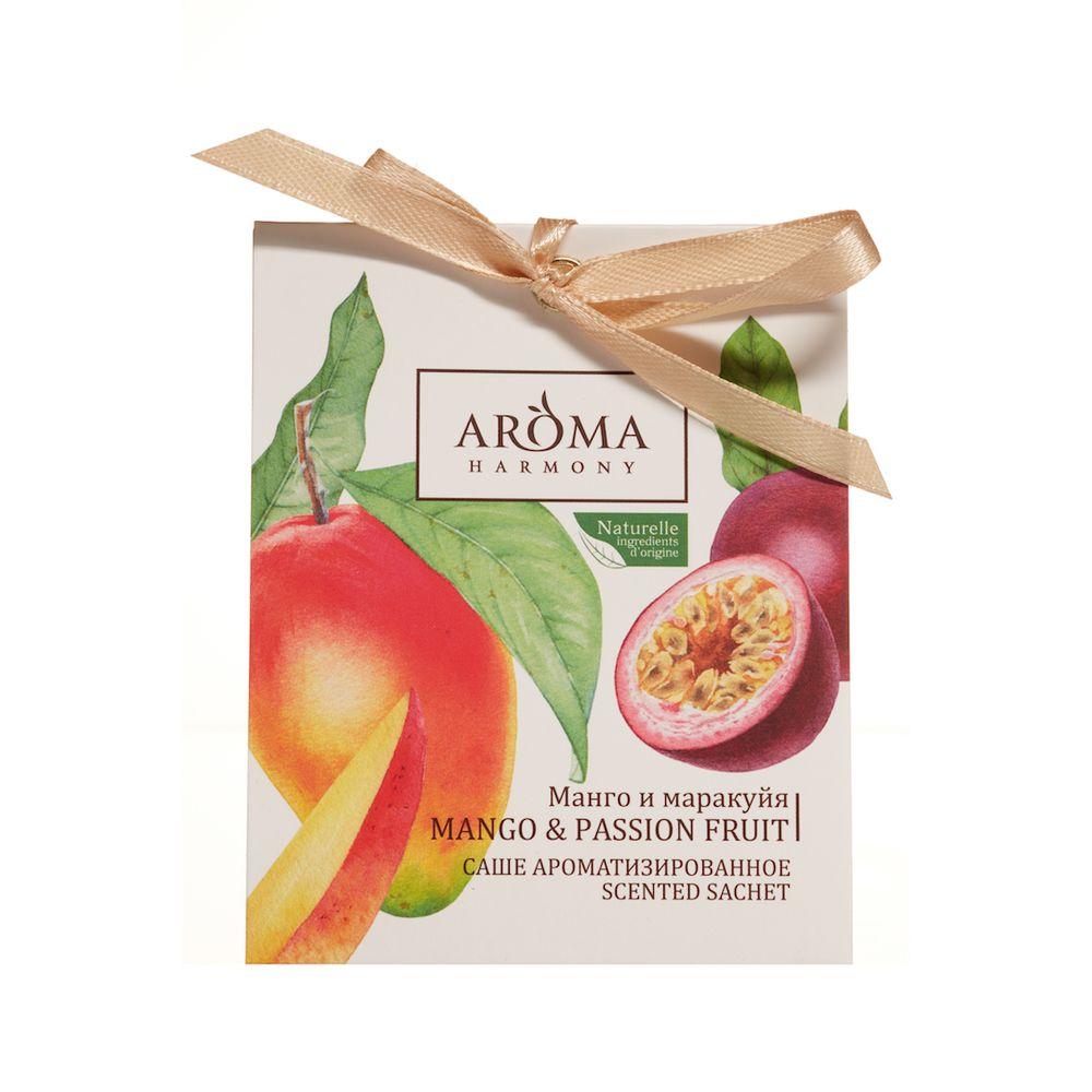 Купить Aroma Harmony Саше ароматизированное Манго и маракуйя 10гр