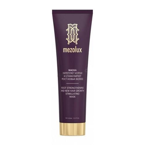 Купить Либридерм Мезолюкс маска для укрепления корней и стимуляции роста новых волос 100мл, LibreDerm