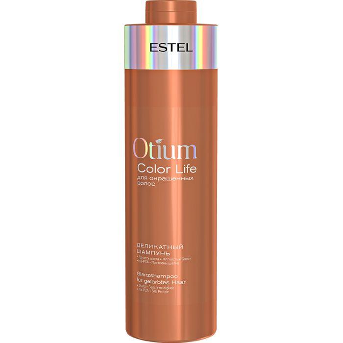 Estel Otium Color Life Шампунь деликатный для окрашенных волос 250 мл фото