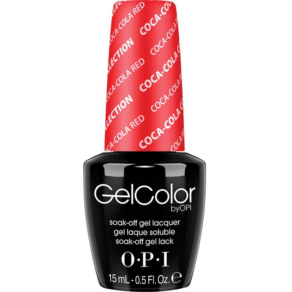 Opi гель для ногтей coca-cola red 15 мл gcc13a