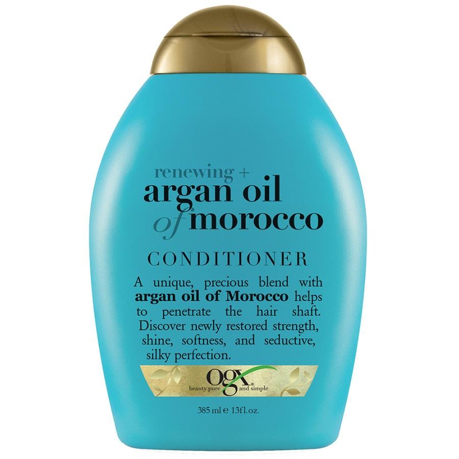 OGX Кондиционер Восстанавливающий с аргановым маслом Марокко 385 мл