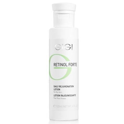 Купить GIGI Retinol Forte Rejuvenation oily Лосьон-пилинг для жирной кожи 120 мл