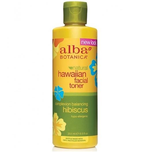 Alba Botanica Гавайский тоник для лица Hibiscus Facial Toner 251 мл