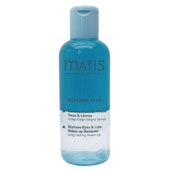 Matis Двухфазный лосьон для снятия водостойкого макияжа с глаз и губ 150мл от Лаборатория Здоровья и Красоты