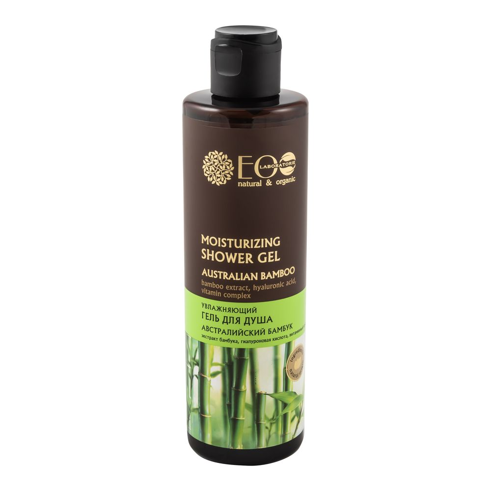 Купить Ecolab Увлажняющий гель для душа Австралийский бамбук 250мл