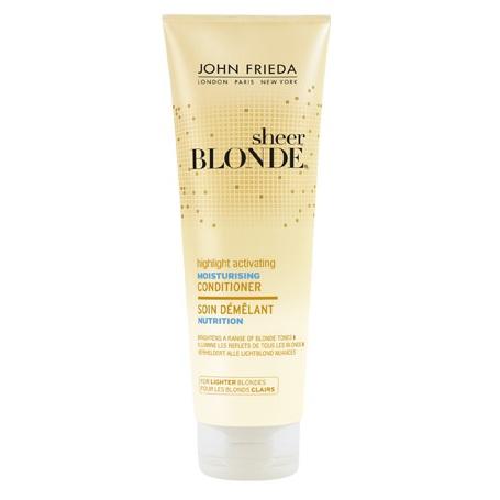 Купить John Frieda Sheer Blonde Увлажняющий активирующий кондиционер для светлых волос 250 мл