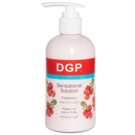 Купить Domix Крем для рук и тела Sensational Solution Витаминный 260мл