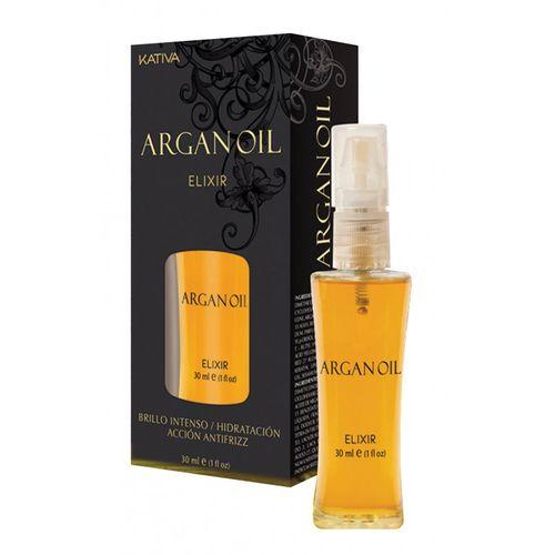 Kativa Argana масло защитное для волос Эликсир Арганы 30мл от Лаборатория Здоровья и Красоты