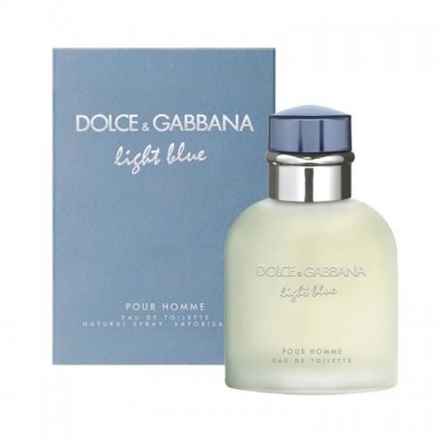 Купить D&G LIGHT BLUE вода туалетная муж 40 ml, DOLCE & GABBANA