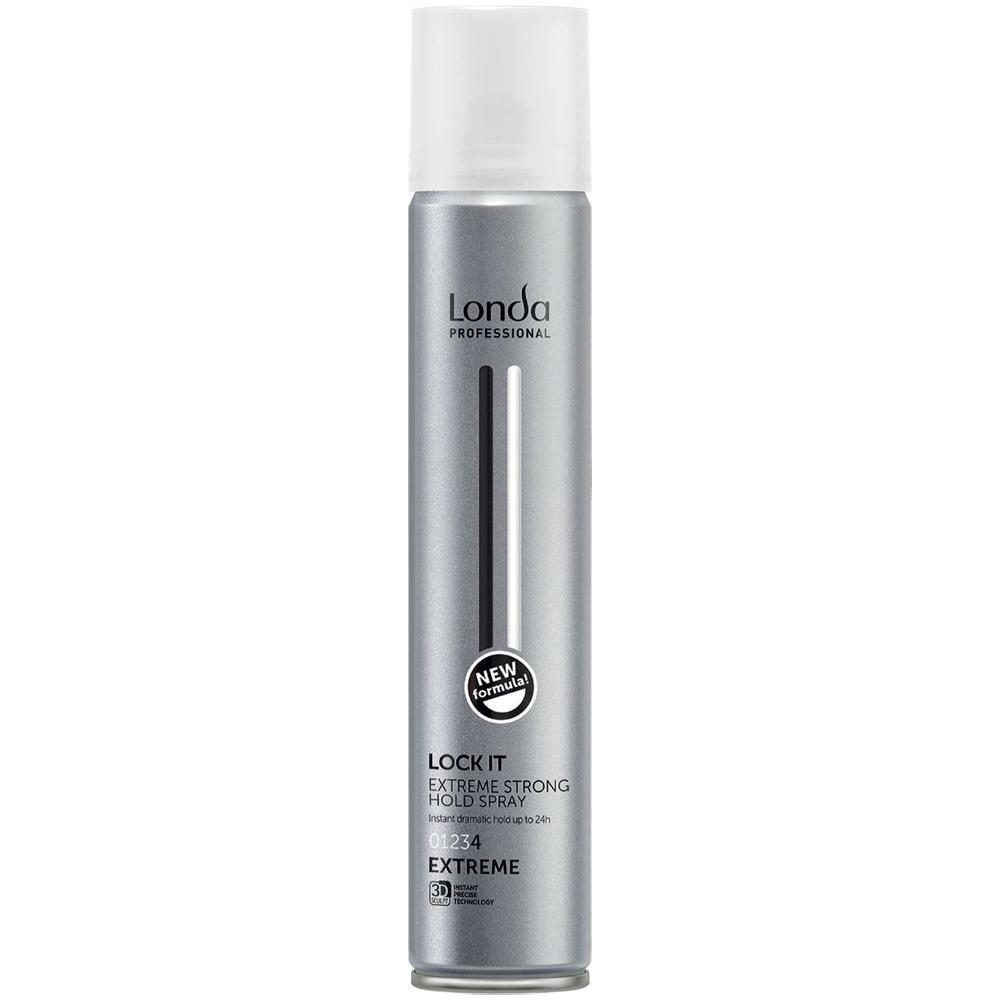 Купить Londa LOCK IT лак для волос экстрасильной фиксации 300мл, Londa Professional