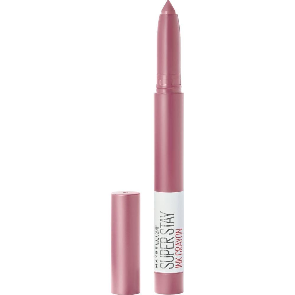Купить Maybelline Помада-стик для губ SuperStay Ink Crayon оттенок 30