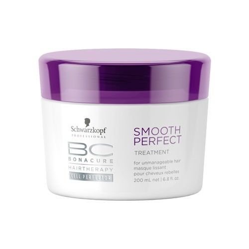 Schwarzkopf Бонакур Keratin Smooth Perfect Маска 200 мл