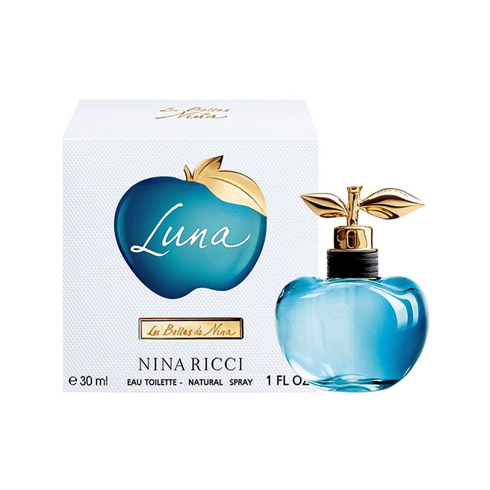 NINA RICCI LUNA туалетная вода женская 30 ml.