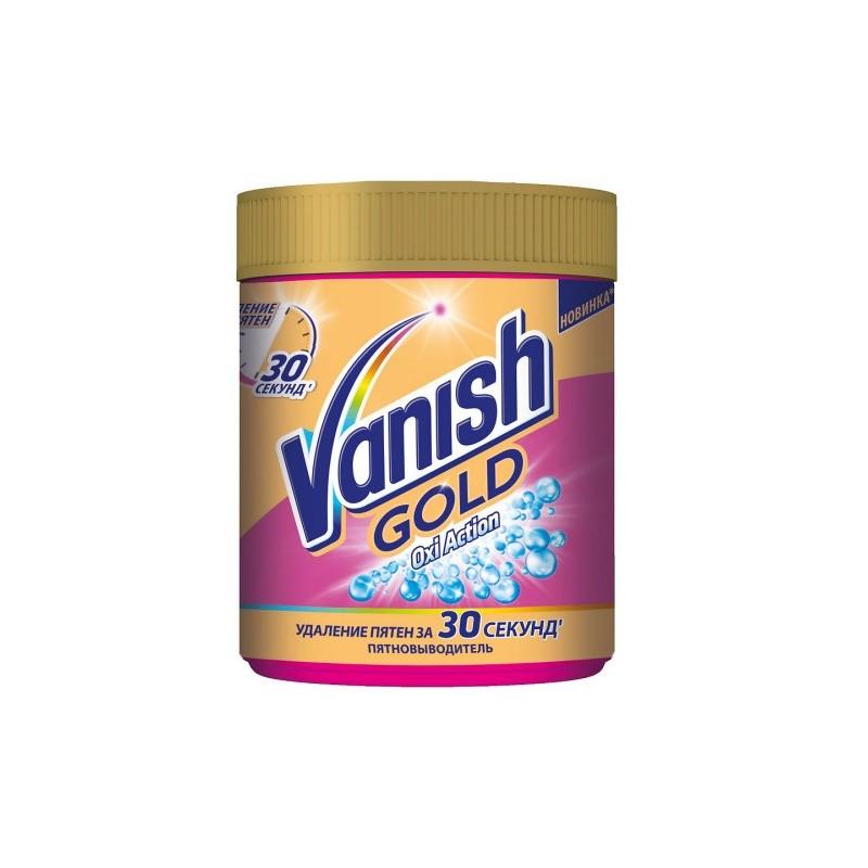 Ваниш (vanish) gold oxi action пятновыводитель 1кг