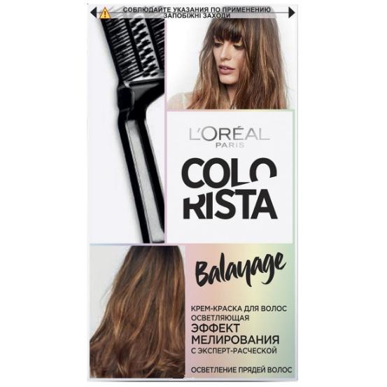 Лореаль colorista balayage крем-краска для волос эффект мелирования осветляющая