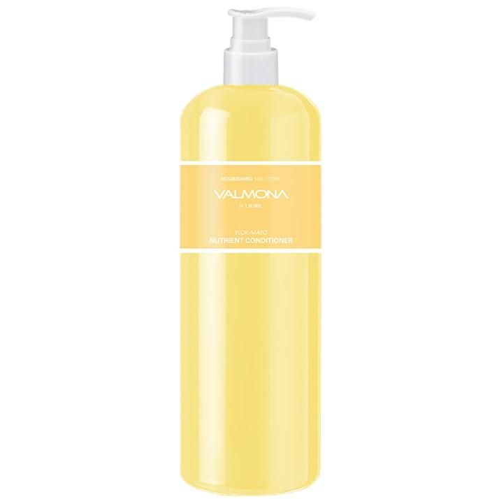 Купить Valmona Кондиционер для волос Питание Nourishing Solution Yolk-Mayo Nutrient Conditioner 480мл
