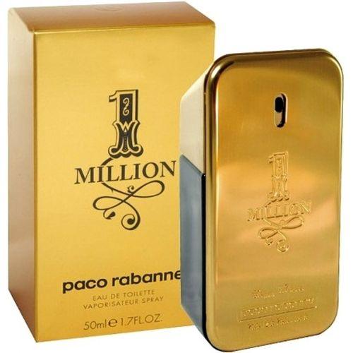 Купить PACO RABANNE 1 MILLION вода туалетная муж 50 ml