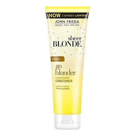 Купить со скидкой John Frieda Sheer Blonde Go Blonder Кондиционер осветляющий для натуральных, мелированных и окрашенн