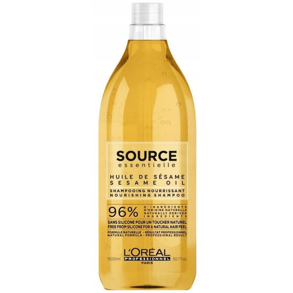 Loreal Source Шампунь для всех типов волос 1500мл, Loreal Professionnel  - Купить