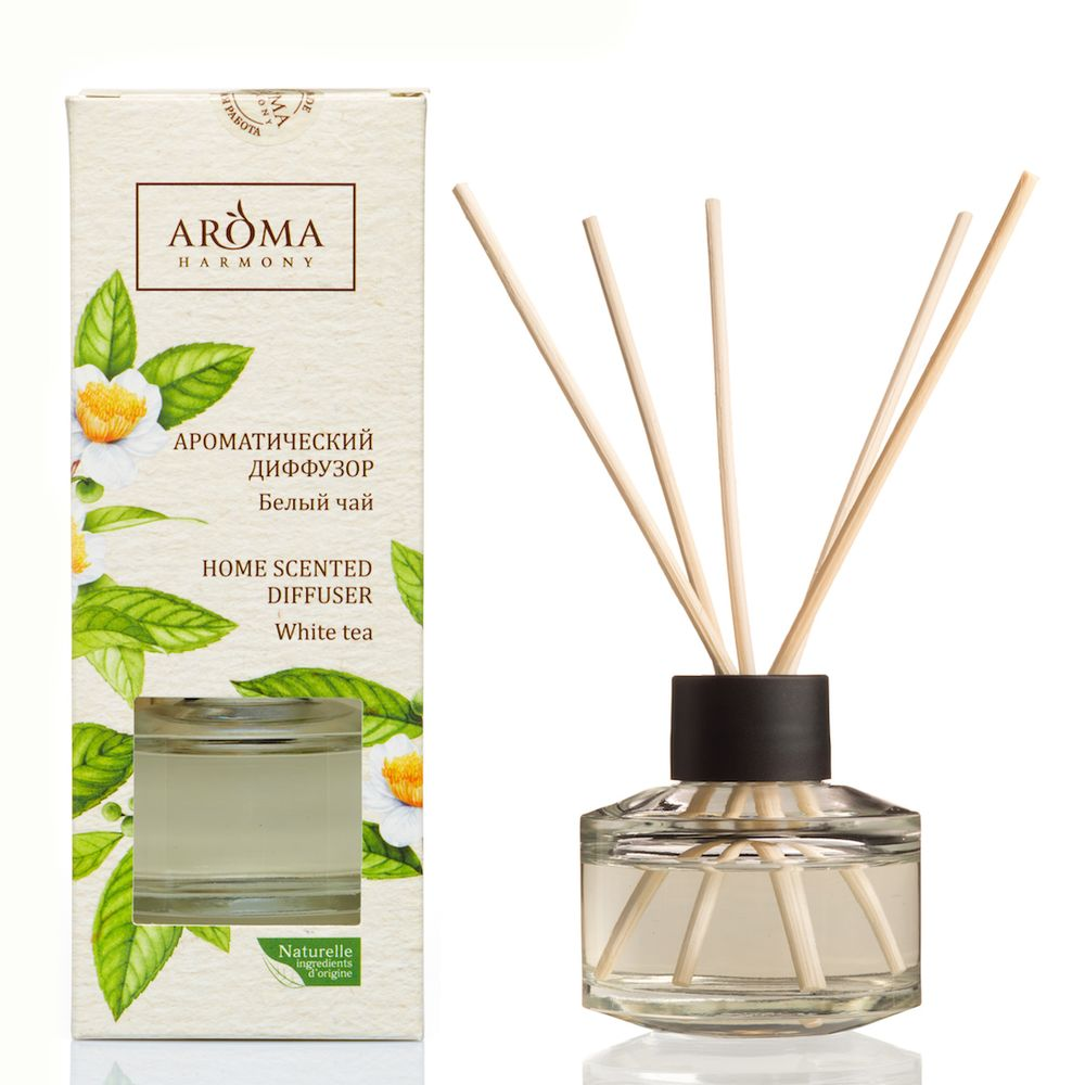 Купить Aroma Harmony Ароматический диффузор Белый чай 50мл