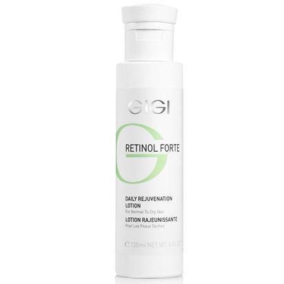 Купить GIGI Retinol Forte Rejuvenation dry Лосьон-пилинг для нормальной и сухой кожи 120 мл