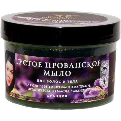 Купить Планета органика Мыло для волос и тела Густое прованское мыло 300 мл, Planeta Organica