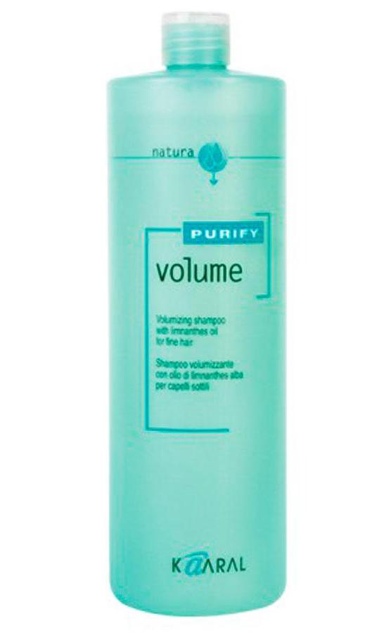 Купить Kaaral Purify Volume Шампунь-объём для тонких волос 1000 мл