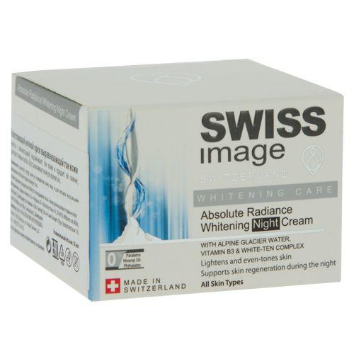 Купить Swiss Image осветляющий ночной крем выравнивающий тон кожи 50 мл
