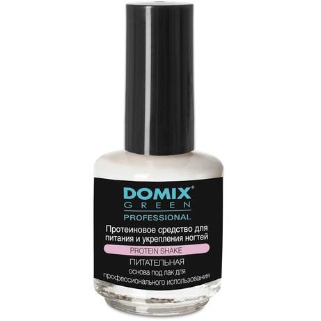 Domix Протеиновое средство для питания и укрепления ногтей 17мл  - Купить