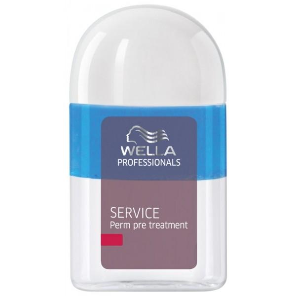 Wella Service Line Крем-уход перед завивкой 18мл  - Купить