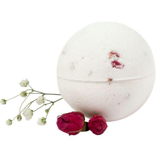 Мико бурлящий шарик для ванн роза 185 г