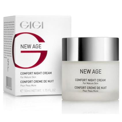 Купить GIGI New Age Comfort night cream Крем-комфорт ночной 50 мл