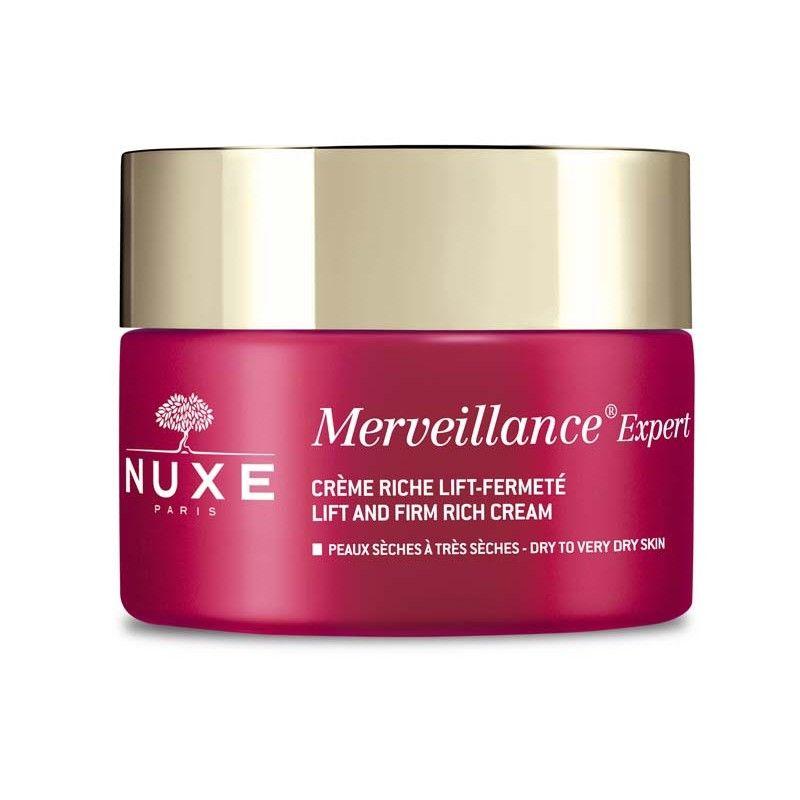 Купить Nuxe Merveillance Expert Обогащенный укрепляющий лифтинг крем 50мл