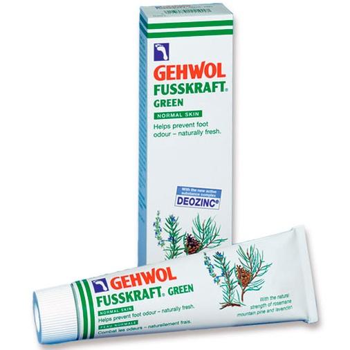 Gehwol зеленый бальзам 75 мл