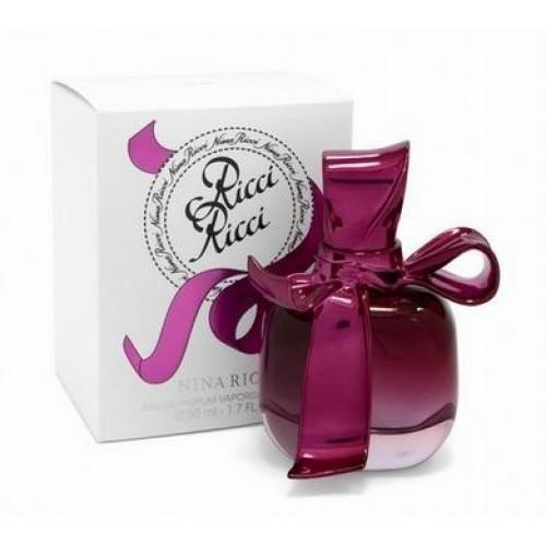 NINA RICCI RICCI RICCI вода парфюмерная жен 50 ml