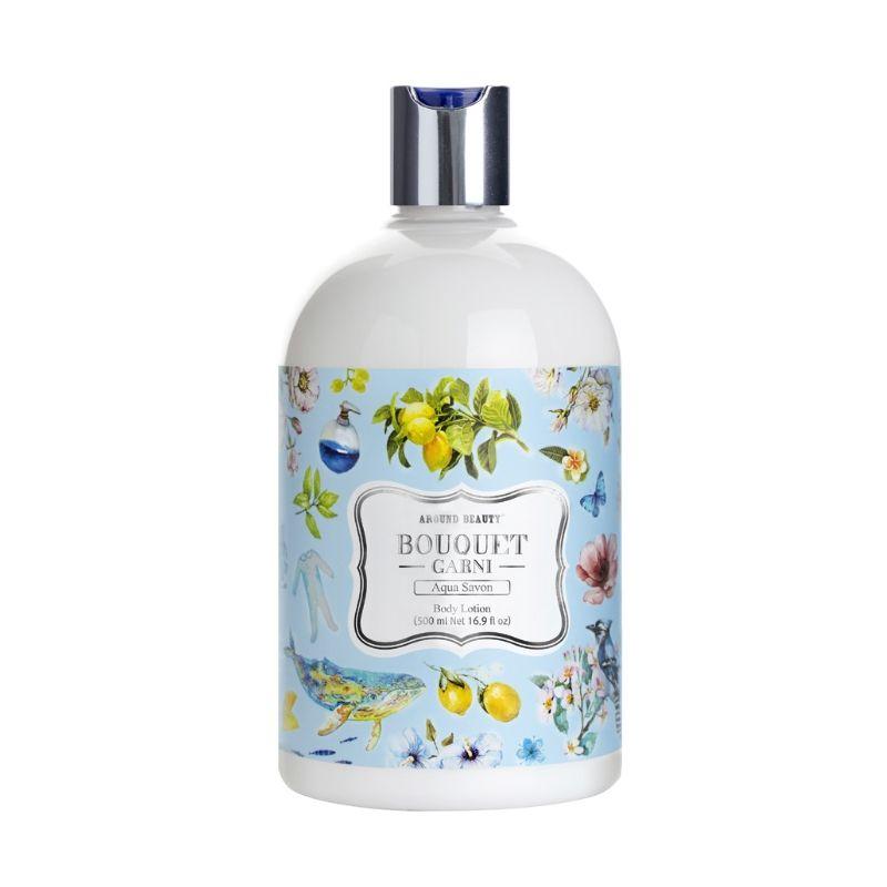 Купить Bouquet Garni Body Lotion Aqua Soap Лосьон для тела Увлажнение и свежесть 500мл