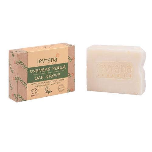 Купить Levrana Натуральное мыло ручной работы Дубовая роща 100г