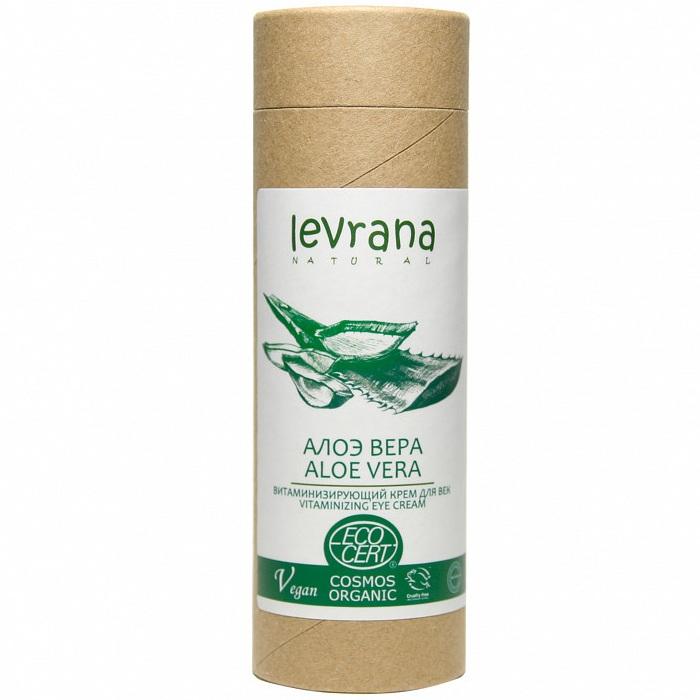 Levrana Крем для век Алоэ Вера, витаминизирующий 15 мл фото