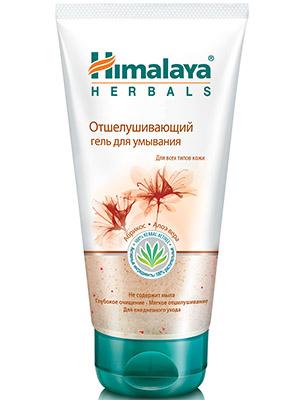 Купить Хималая Хербалс Отшелушивающий гель для умывания для всех типов кожи 150 мл, Himalaya Herbals