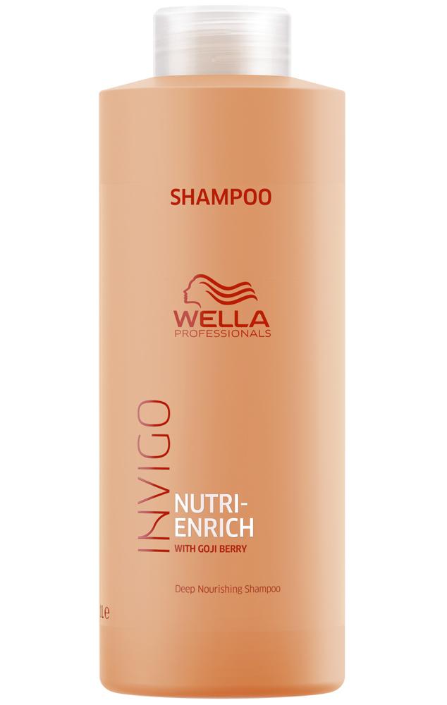Купить Wella Invigo Nutri-Enrich Ультрапитательный шампунь 1000мл