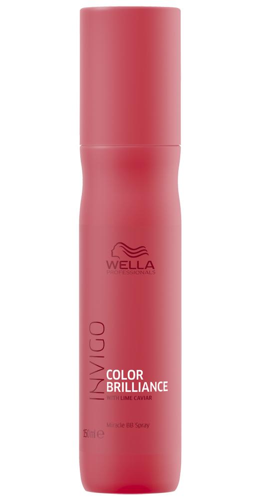Купить Wella Invigo Color Brilliance Несмываемый бьюти-спрей 150мл
