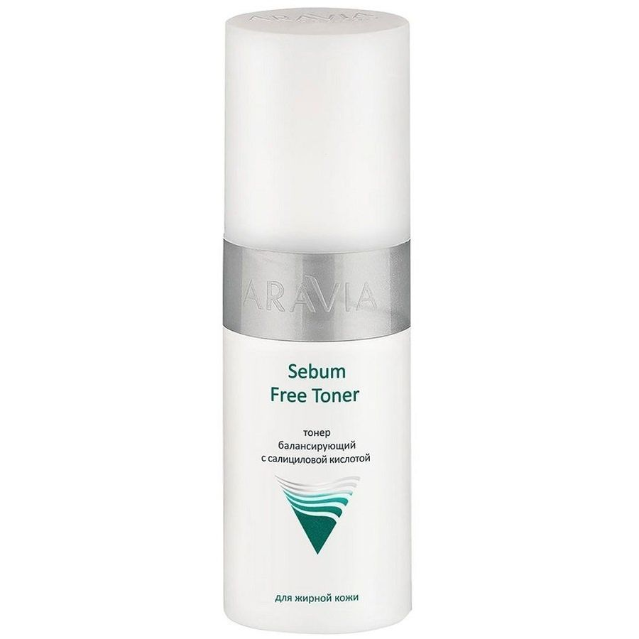 Купить Aravia Тонер с салициловой кислотой Sebum Free Toner 150мл, Aravia Professional