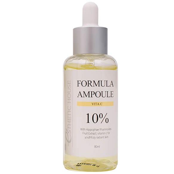 Купить Esthetic House сыворотка для лица с витамином С formula ampoule vita С 80мл