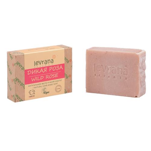 Купить Levrana Натуральное мыло ручной работы Роза 100г