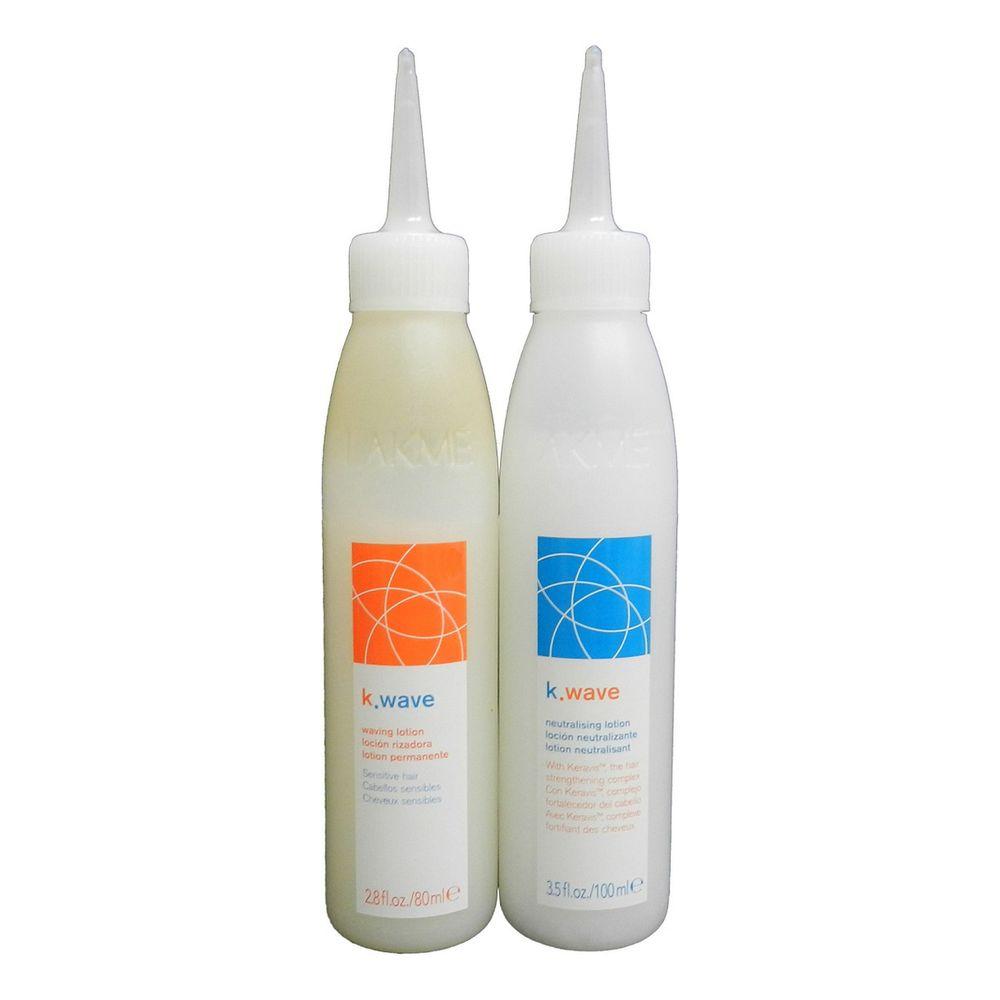 Комплект: Лосьон для завивки волос K.WAVE